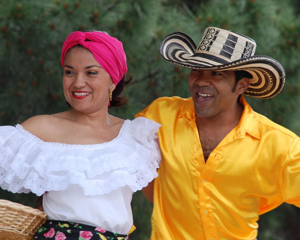 Jose luis Zambrano y Katerine Olivares sentimiento cimarron